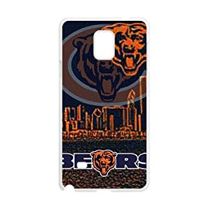 City Bears Fahionable And Popular Back Case Cover For Samsung Galaxy Note4