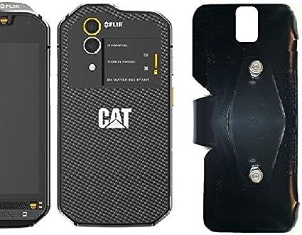 SlipGrip RAM-HOL Soporte para Caterpillar Cat S60 teléfono Naked ...