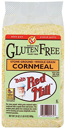 Bob's Red Mill Gluten Free Cornmeal - 24 oz