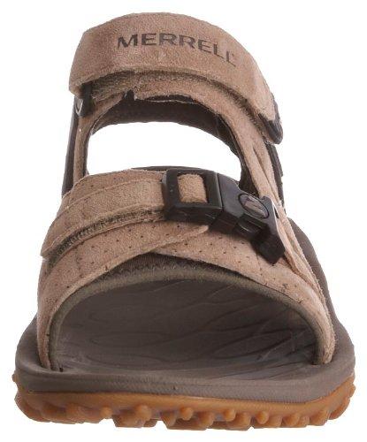 Merrell - Sandalias para mujer Classic Taupe
