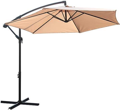 BALI OUTDOORS Patio Cantilever Umbrella