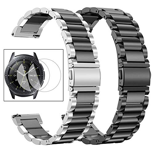 Oitom Stainless Steel Bands Compatible with Samsung