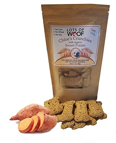 Lots Woof Biscuits Natural Organic product image