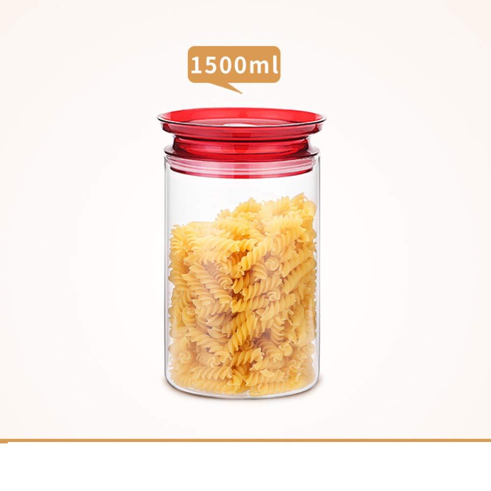 Lata de vidrio sellada para microondas, horno, cocina, conserva ...