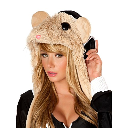 Sexy Hamster Hood Adult