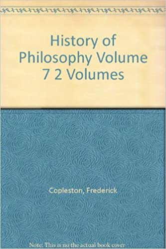 Download online History of Philosophy Volume 7 2 Volumes PDF