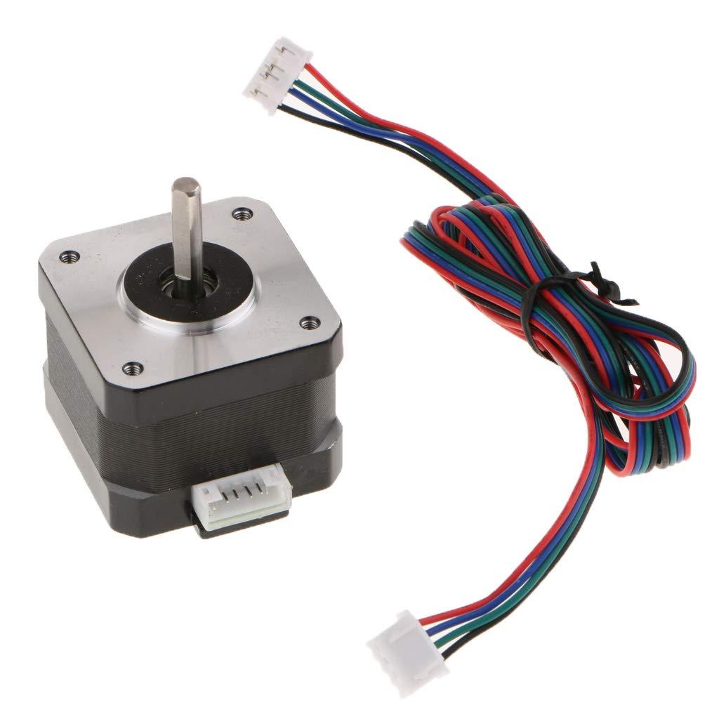 SM SunniMix Stepper Motor 42 1.68A 0.3Nm/2.8V de Controladores de ...