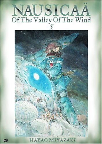 Nausicaa of the Valley of the Wind (Nausicaa of the Valley of the Wind, Vol. 5) by Hayao Miyazaki (2009) Paperback