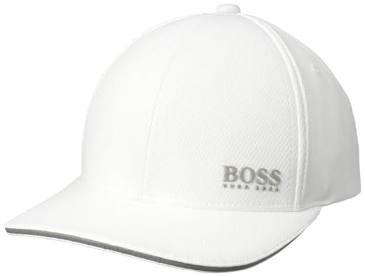 Hugo Boss BOSS Men s Jersey Logo Cap Catch 5 ce030a03d61