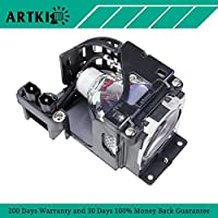 POA-LMP126 Replacement Lamp 610 340 8569 for Sanyo PRM10 PRM20 Projector (by Artki)