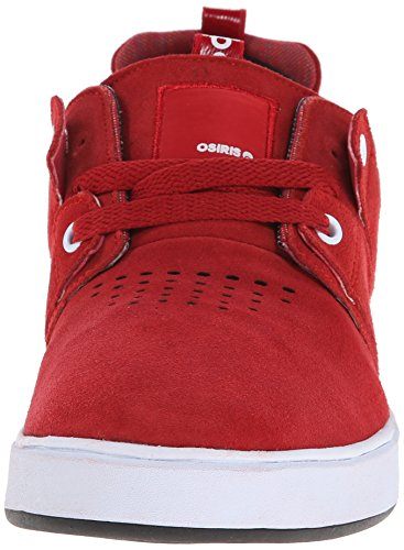 OSIRIS Skate Shoes DUFFEL KICKBACK RED/RED/CCC