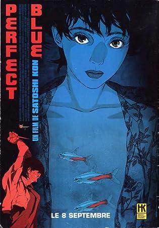Amazon|Perfect Blue - 映画ポ...