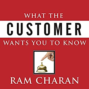 What the Customer Wants You to Know Audiobook