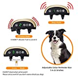 Dog Bark Collar Anti Bark Collar with 7