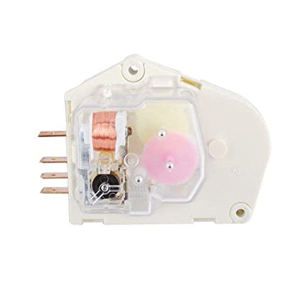 215846602 Defrost Timer for Frigidaire Kenmore Refrigerator Replacement  parts by Podoy Replaces 215846606 240371001 241621501