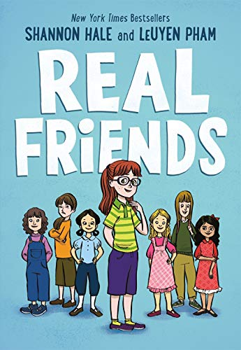 Real Friends (Top Ten Authors Of The 21st Century)