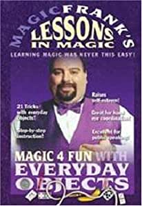 Magicfrank's Lessons In Magic - The Magic 4 Fun DVD