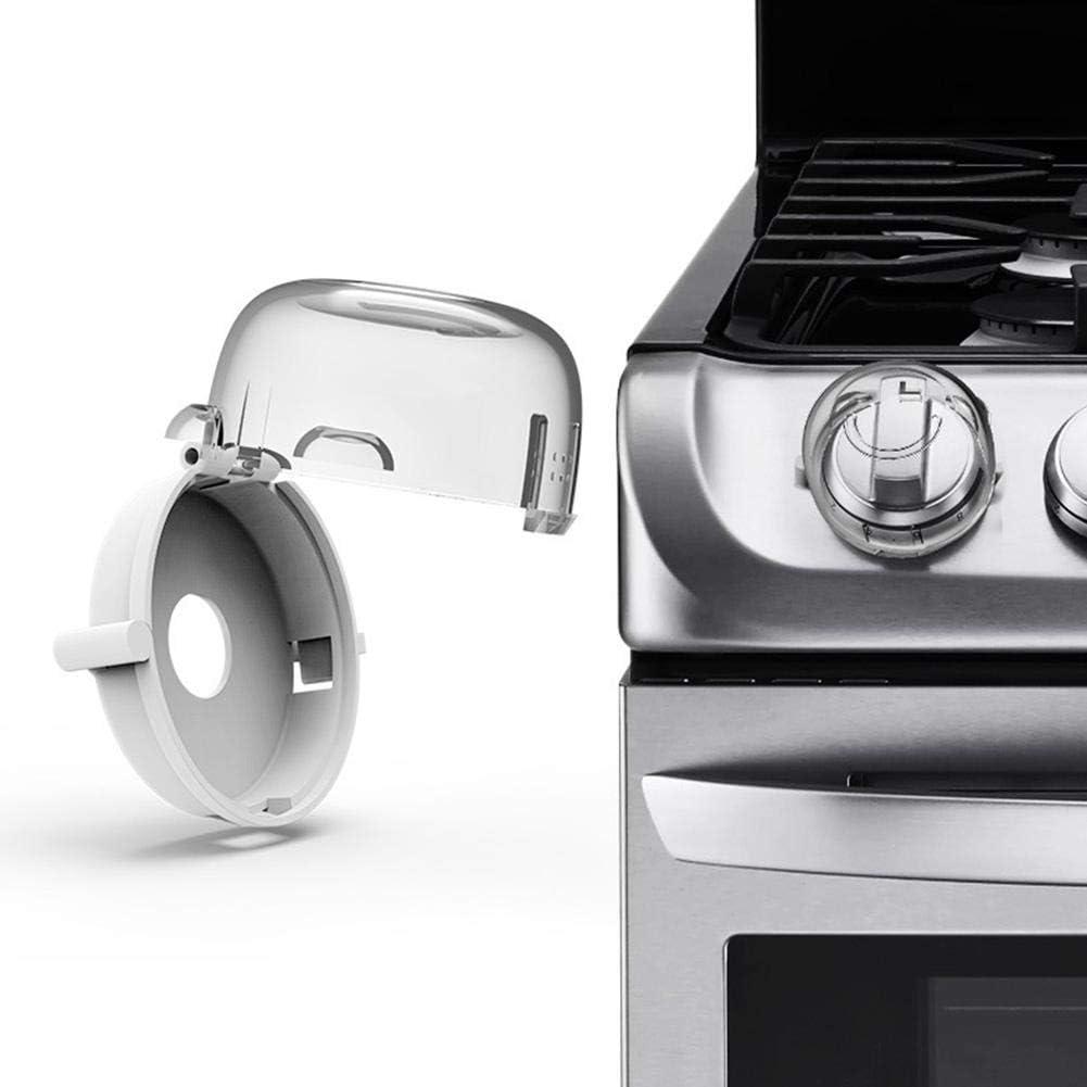 Four et plaque de cuisson Cuisinière Boutons gardes Cuisine Home Safety 4Pcs per pack * babyguard *