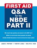 First Aid Q&A for the NBDE Part II (First Aid Series)