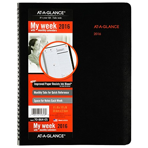 GLANCE Monthly Appointment Planner 70 864 05