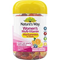 Nature's Way Women's Multi-Vitamin Vita Gummies for Adults, 0.28 Kilograms