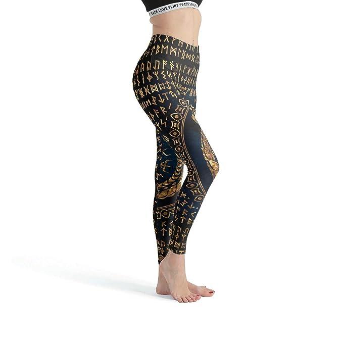 LAOAYI - Mallas de Yoga para Mujer, cómodas, Transpirables ...