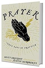 Prayer: 40 Days of Practice Paperback