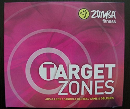 Target Zones: Abs & Legs / Cardio & Glutes / Arms &...