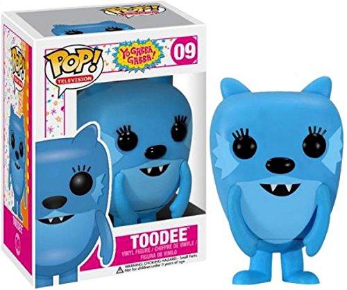 Funko POP Television: Toodee Vinyl Figure -