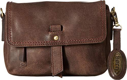 (Born Womens Pressley Belt Bag Chocolate One Size)