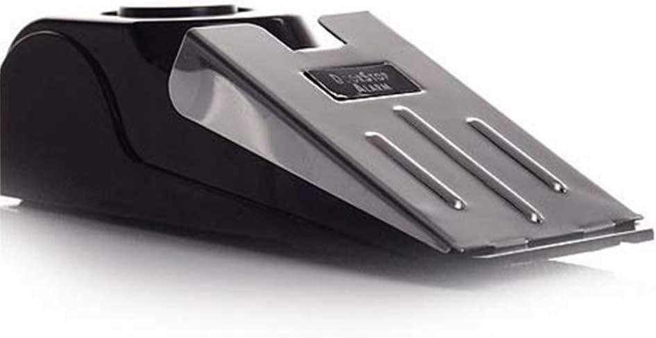 alarma de entrada y salida de alta potencia Tope de puerta con alarma port/átil de 120 dB alarma de parada de puerta para viajes en casa