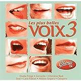 Les Plus belles voix Vol. 3