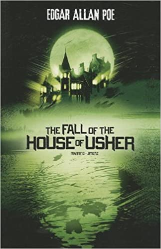 house of usher book