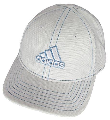 Adidas Tour Hat (adidas Women's Princess 2.0 Hat (White/Cosmic Blue))