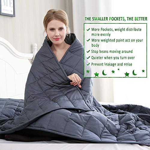 Amy 3.0 | Pockets Blanket Cotton Blankets Adults Women,