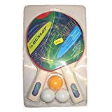DUNLOP Beginners 2 Player Table Tennis Set