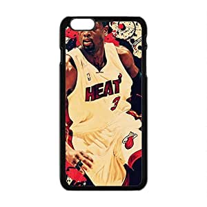 Happy Abstract NBA Basketball Dwyane Wade Miami Heat Phone Case for For SamSung Note 2 Case Cover