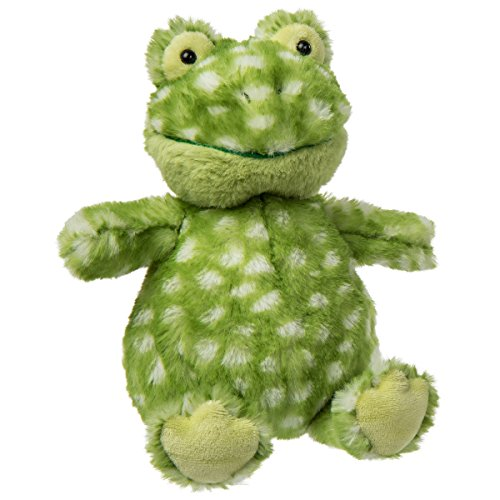 Green Spotted Frog - Mary Meyer Speckles Frog Soft Toy Friend