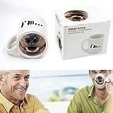 BigFamily Fun Dog Pig Nose Mug Cup Ceramic Creative Mark Beverage Laugh Tea Cups