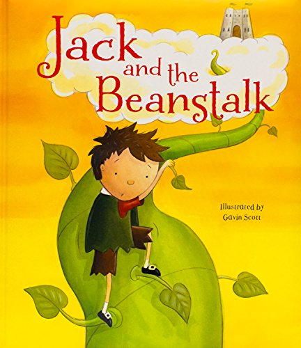 jack and the beanstalk book - 1