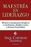 Maestría en liderazgo: Técnicas y consejos para desafiarse a usted mismo (Spanish Edition)
