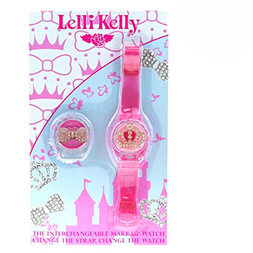 Lelli Kelly LK8100 (DE01) Navy Patent Missy Dolly School Shoes F Width-25 (UK 7)
