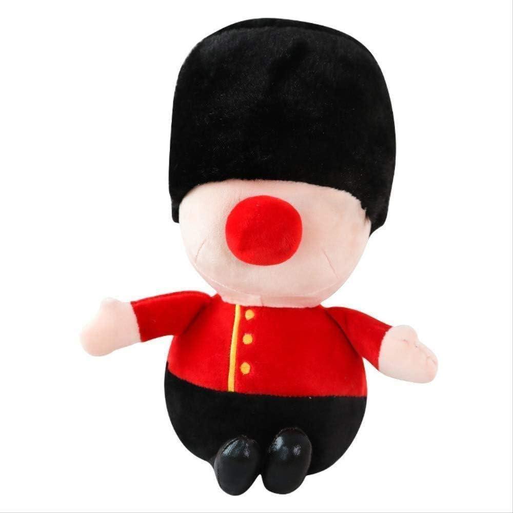 INGFBDS Peluches atrevidos Royal Guard Dolls muñecos de Peluche para niños 28cm