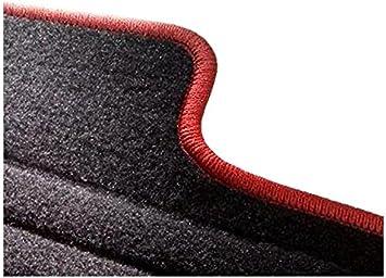 Black CarFashion 231290 Car Floor mat Set