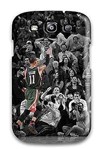 milwaukee bucks nba basketball (10) NBA Sports & Colleges colorful Samsung Galaxy S3 cases