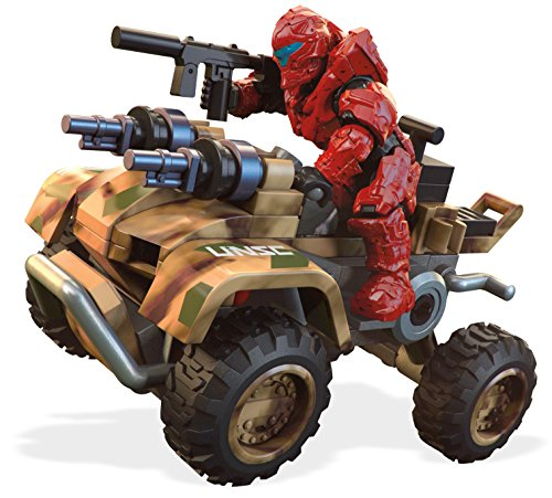 Mega Construx Halo UNSC Woodland Gungoose for sale  Delivered anywhere in USA