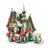 Department 56 North Pole Village Christmasland Tree Toppers Accessory Figurine