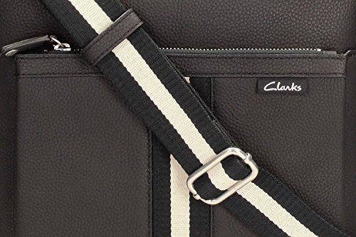 Clarks Taverna de sacs en cuir pour femme Noir
