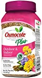 Osmocote Plus Outdoor and Indoor Smart-Release Plant Food, 1-Pound (Plant Fertilizer)