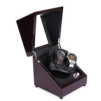 WCX Estuche Bobinadora para 2 Relojes Cajas para Relojes ...